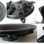 Subwoofer Chassis 23cm